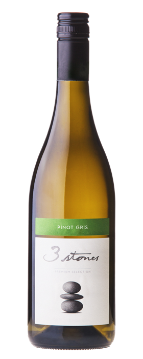 3 Stones Marlborough Pinot Gris 2018