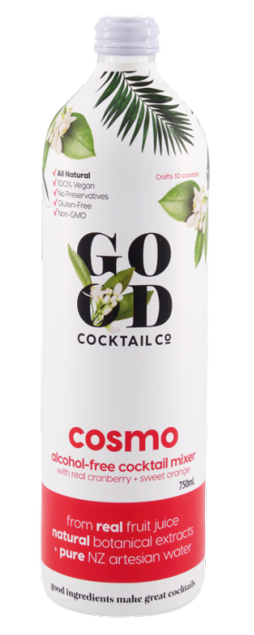 Good Cocktail Co Cosmo Alc Free Mixer