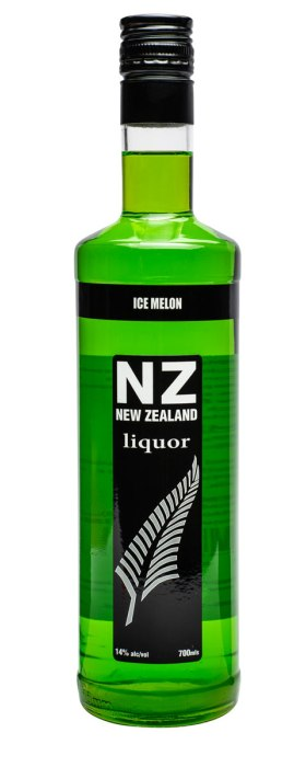 NZ Liquor Ice Melon Liqueur 700ml