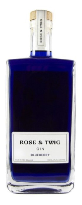 Rose & Twig Blueberry Gin