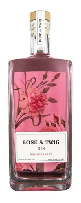 Rose & Twig Pomegranate Gin