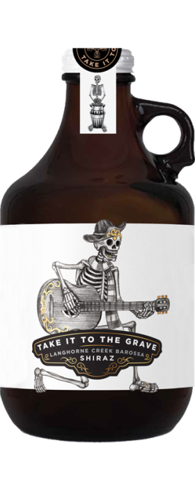 Take it to the Grave Shiraz Squealer 2019