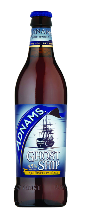 Adnams Ghost Ship Pale Ale 500ml
