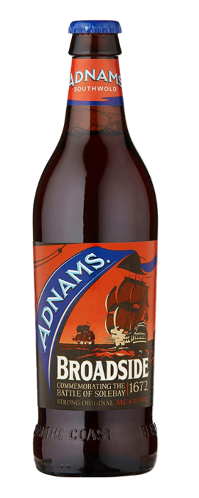Adnams Broadside Strong Ale 500ml