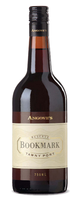 Angoves Bookmark Tawny Port