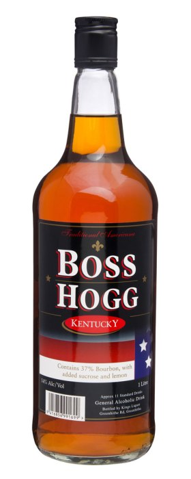 Boss Hogg 14% Kentucky 1000ml