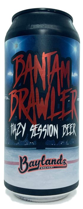 Bantam Brawler Hazy Session 440ml