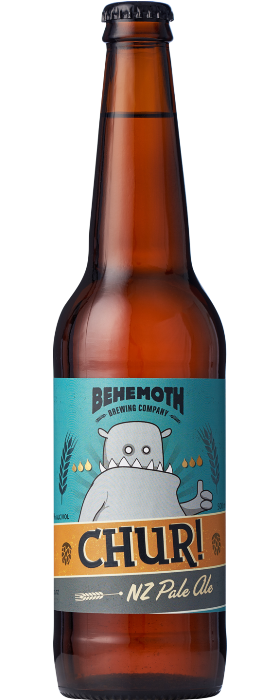 Behemoth Chur NZ Pale Ale 500ml