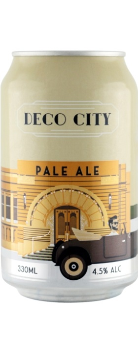 Deco City 1931 Pale Ale 330ml