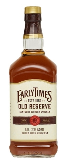 Early Times Kentucky Bourbon Whiskey 1000ml