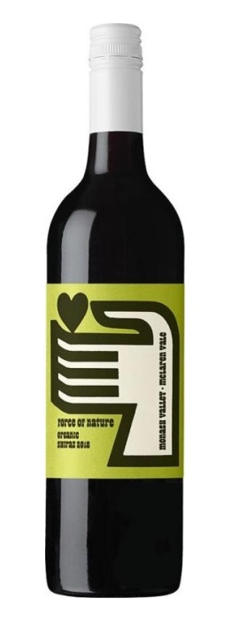 Force of Nature Organic Shiraz 2018