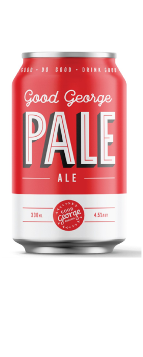 Good George Pale Ale 330ml