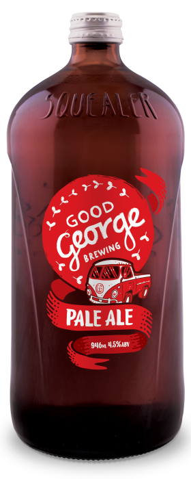 Good George Pale Ale Squealer 946ML