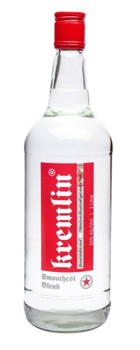 Kremlin Vodka 1000ml