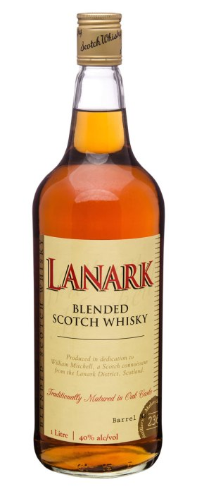 Lanark Scotch Whisky 1000ml
