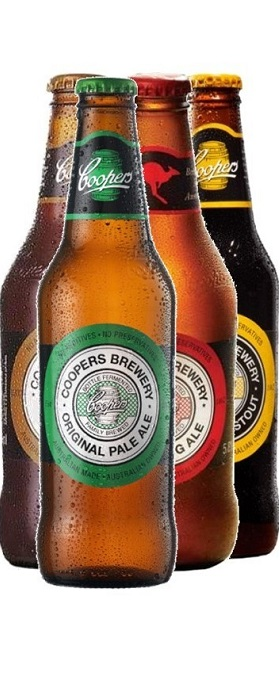 Coopers Ales Mixed 24 Pack (FREIGHT FREE)