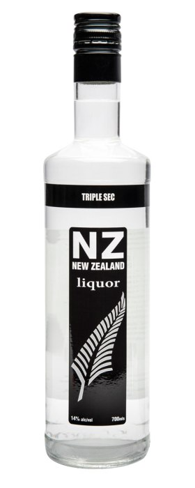 NZ Liquor Triple Sec Liqueur 700ml