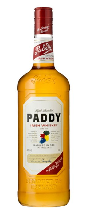 Paddy Irish Whiskey 1000ml