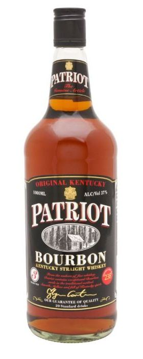 Patriot Kentucky Bourbon 1000ml