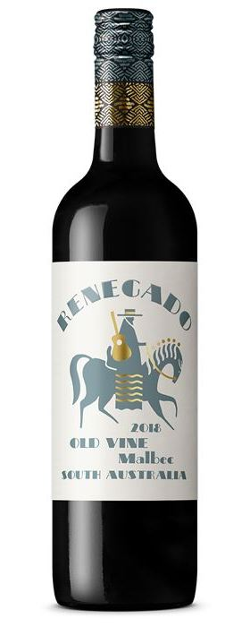 Renegado Old Vine Malbec 2018