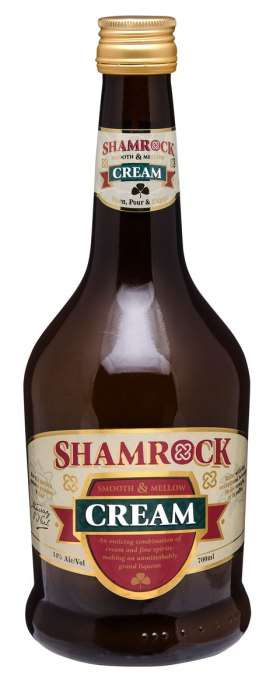 Shamrock Cream Liqueur 700ml
