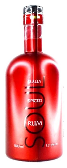 Soul Really Spiced Rum 500ml
