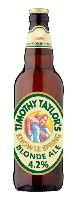 Timothy Taylor Knowle Spring Blonde Ale 500ml