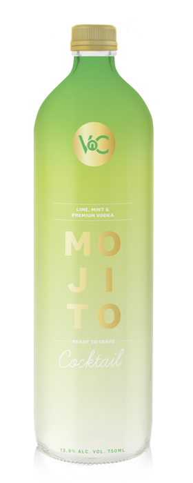 VnC Mojito Cocktail 725ml