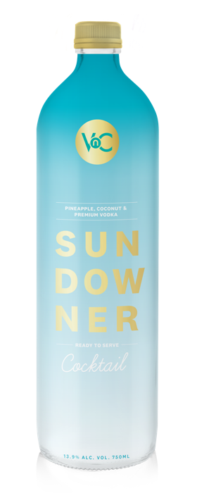 VnC Sundowner Cocktail 725ml