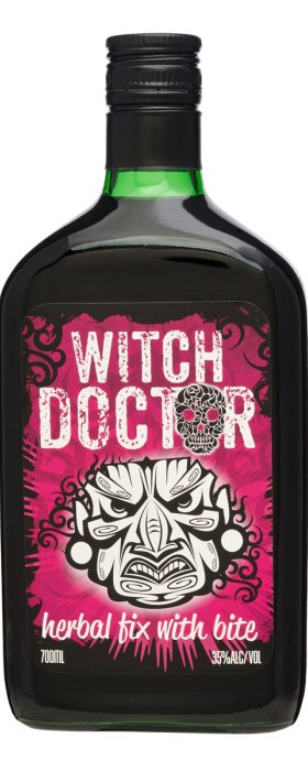 Witch Doctor Herbal Liqueur 700ml